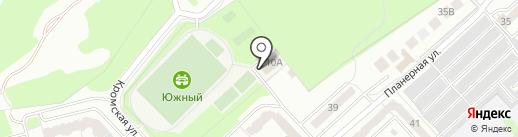 DOJO №1 на карте Орла