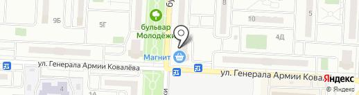 Гармония на карте Орла