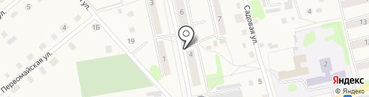 Мабила на карте Жилетово