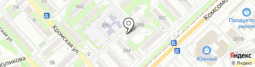 Мастерская по ремонту бытовой техники на карте Орла