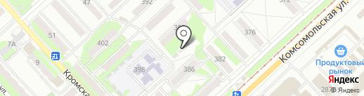Идеал на карте Орла