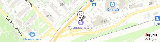 АЗС LIQUI MOLY на карте Орла