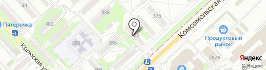 ФрешБир на карте Орла