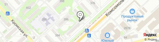 Продукты 24 на карте Орла