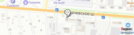 АТМ на карте Орла