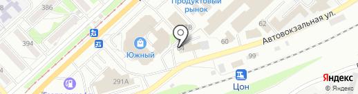 ATF Service на карте Орла