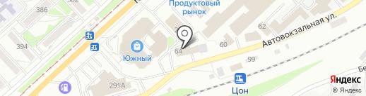 Стрела Авто на карте Орла