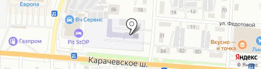 СтройНовация на карте Орла