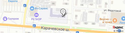 АрхКомфорт на карте Орла