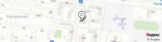 МАК-банк на карте Орла
