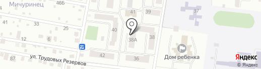 ПСК Орион на карте Орла