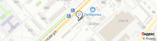 Веломагазин на карте Орла