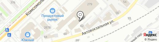 Автозапчасти для грузовых автомобилей на карте Орла