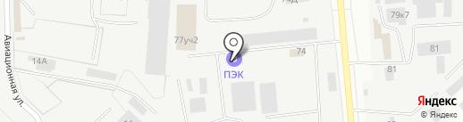 Передвижная Механизированная Колонна-2, ЗАО на карте Орла