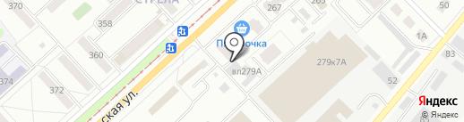 Производственно-торговая компания на карте Орла