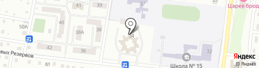 Специализированный дом ребенка на карте Орла