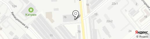 ikTyre на карте Орла