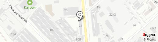 Агро Бизнес Альянс на карте Орла