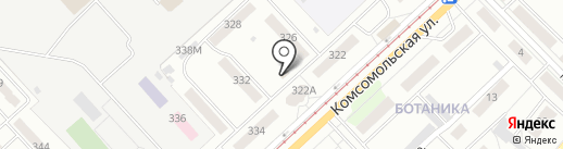 Qiwi на карте Орла
