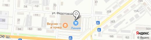 MILITARY SHOP на карте Орла
