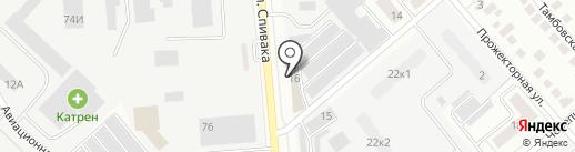 Forsage на карте Орла