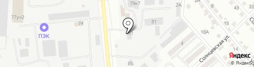Гидросервис на карте Орла