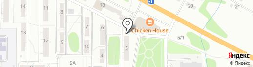 Орандж на карте Твери
