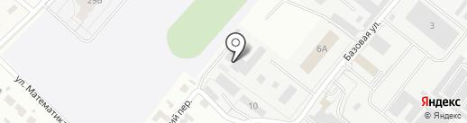 Стройавтосервисрегион на карте Орла