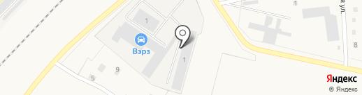 Воротынский ЭнергоРемонтный Завод на карте Воротынска