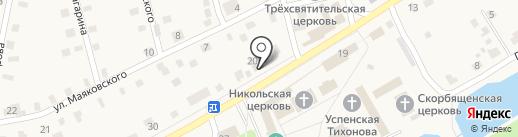 Детки-конфетки на карте има. Льва Толстого