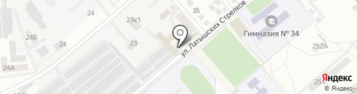 Арт-студия на карте Орла