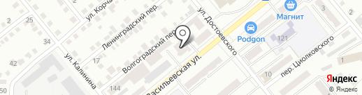 Флагман на карте Орла