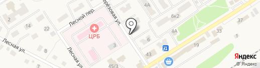 МТС на карте Воротынска