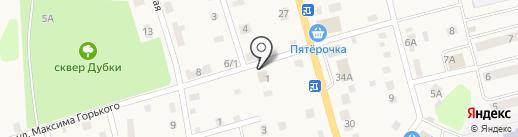 Магазин промтоваров на карте има. Льва Толстого