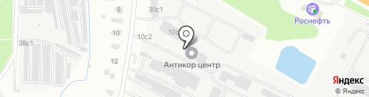 Автомастерская на карте Твери