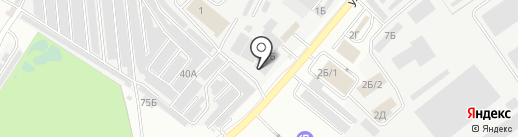 Торговая компания на карте Орла