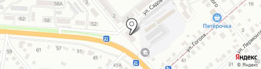 Сберегайка на карте Орла