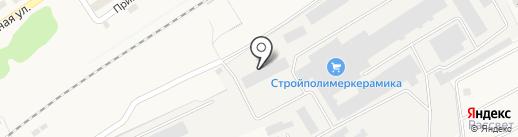 Стройполимеркерамика на карте Воротынска
