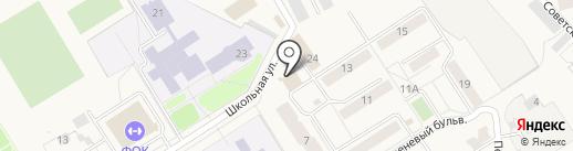 Банкомат, ЮниКредит Банк на карте Воротынска
