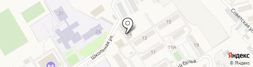 Аптечка на карте Воротынска
