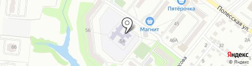 Детский сад №85 на карте Орла