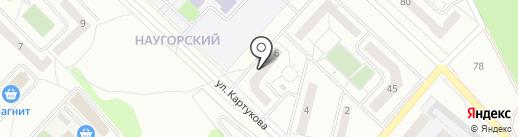 Дмитрогорский на карте Орла