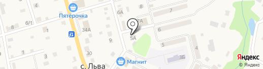 Катюша на карте има. Льва Толстого