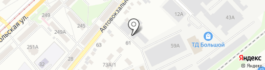 МосОблТорг на карте Орла