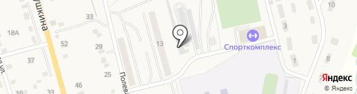 Магазин на карте има. Льва Толстого