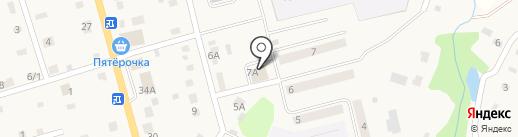 Кристалл на карте има. Льва Толстого