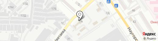 Центр Автодиагностики на карте Орла