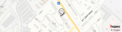 Банкомат, МДМ Банк на карте Орла