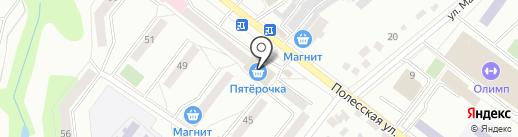Автосервис на карте Орла