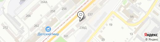Промжилстрой на карте Орла
